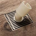 levne Koupelnové odpady-Odtok Nejlepší kvalita Starožitný Mosaz 1 ks - Hotelová koupel