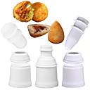رخيصةأون القهوة و الشاي-أدوات خبز بلاستيك متعددة الوظائف / 3D / خلاق Everyday Use / متعددة الوظائف / لأواني الطبخ دائري ممسك / أدوات الخبيز والعجين 1PC