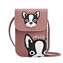 cheap Bag Sets-Women's Bags PU Shoulder Bag Buttons Blushing Pink / Purple / Khaki