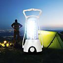 billige Camping Kokeutstyr-Lanterner & Telt Lamper LED 1 lys tilstand Justerbar / Holdbar Camping / Vandring / Grotte Udforskning / Dagligdags Brug / Fisking Hvit