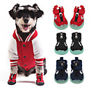 cheap Dog Clothes-Dogs Boots / Shoes Sports & Outdoors Ultra Slim Galaxy Mesh Fashion Black Red Blue For Pets