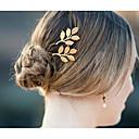 abordables Pendientes-Legierung Pinza para el cabello con Metálico 1pc Boda / Fiesta / Noche Celada