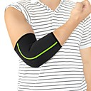 cheap Sports Support & Protective Gear-Elbow Support for Basketball Running Unisex Impact Resistant Non-Slip Sport Outdoor clothing High Quality EVA 1 pc Green