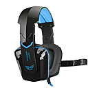 cheap Speakers-G9300 On Ear Audio IN Headphones Dynamic ABS Resin Gaming Earphone Comfy / with Volume Control Headset