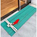 billige Bakeredskap-Dørmatter / Badematter / området tepper Land / Moderne Flanellette, Rektangulær Overlegen kvalitet Teppe / Ikke Gli