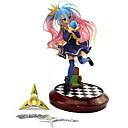 preiswerte Kostümperücke-Anime Action-Figuren Inspiriert von Kein Spiel Kein Leben Shiro PVC 20 cm CM Modell Spielzeug Puppe Spielzeug