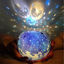 cheap Masks-LT.Squishies LED Lighting / Projector Lamp Romance / Galaxy Starry Sky Glow A Grade ABS Plastic Kid's Gift