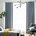 halpa Seinämaalaukset-pelkästään kaksi paneelia / olohuone / pelkät verhot sävyt