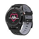 baratos Smartwatches-Pulseira inteligente YY-F5 para Android / iOS 7 e acima Monitor de Batimento Cardíaco / Calorias Queimadas / satélite / Tela de toque / Impermeável Podômetro / Aviso de Chamada / Monitor de Atividade