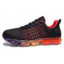 זול נעלי ספורט לגברים-בגדי ריקוד גברים טול / בד אביב / קיץ נוחות נעלי אתלטיקה ריצה שחור / אפור / שחור אדום