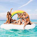 billige Oppustelige baderinge, svømmedyr  og pool-loungers-Klassisk Tema Kreativ Oppustelige badedyr Speciel Designet PVC / Vinyl 1pcs Børne Voksne Alle