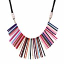 cheap Hair Accessories-Statement Necklace - Vintage Lovely Rainbow 50 cm Necklace Jewelry For Daily, Masquerade