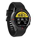 abordables Relojes Inteligentes-Reloj Multifunción / Reloj elegante JSBP-GW12 para Android 4.4 Calorías Quemadas / Contestador de Llamada / Marcador de Llamada / GPS / Control APP Temporizador / Reloj Cronómetro / Podómetro / 64MB