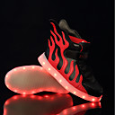 cheap Body Jewelry-Boys' / Girls' Shoes Tulle / PU Spring Light Up Shoes Sneakers LED for Black / Red / Black / Green / White / Blue