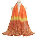 זול תיקי ערב וקלאצ'ים-מלבן - פרחוני רשת בסיסי בגדי ריקוד נשים