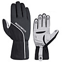 cheap Cycling Pants, Shorts, Tights-Sports Gloves Sports Gloves Winter Gloves Bike Gloves / Cycling Gloves Breathable Warm Anti-Slip Full Finger Gloves Cold Weather Winter Synthetic Fiber Road Cycling Cycling / Bike Unisex