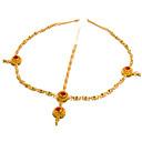 cheap Earrings-Women's Elegant Fashion Head Chain Criss-Cross