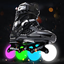 cheap Men's Necklaces-Men's / Women's Inline Skates Adults Wearable, LED Lights Flashing CNC Thicken Alloy - Gold, White, Black