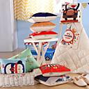 baratos Travesseiros-Qualidade Confortável-Superior Almofada de Espuma de Memória Dobrável Travesseiro Espuma de Memória 65% poliéster / Poliéster