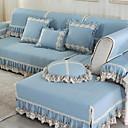 tanie Pokrowce na sofy i fotele-Pokrowiec na sofę Solidne kolory / Geometric Shape Reactive Drukuj Poliester Slipcovers