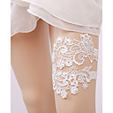 cheap Wedding Garters-Lace Classic Jewelry / Vintage Style Wedding Garter With Floral / Gore Garters Wedding / Party & Evening