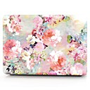 cheap Laptop Bags-MacBook Case Flower Plastic for New MacBook Pro 15-inch / New MacBook Pro 13-inch / Macbook Pro 15-inch