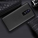 ieftine Cazuri telefon & Protectoare Ecran-Maska Pentru OnePlus OnePlus 6 / OnePlus 5T Ultra subțire Capac Spate Mată Moale TPU pentru OnePlus 6 / One Plus 5 / OnePlus 5T