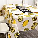 tanie Bieżniki stołowe-Nowoczesny Kwadrat Obrus Prążki / Geometric Shape Dekoracje stołowe 1 pcs