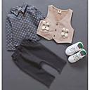 povoljno Kompletići za dječake-Djeca Dječaci Na točkice Dugih rukava Komplet odjeće