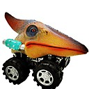 abordables Juguetes de Coches-Coches de juguete Dinosaurio jurásico Creativo Interacción padre-hijo Horripilante ABS + PC Niños Todo Chico Chica Juguet Regalo 1 pcs