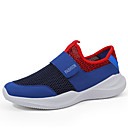 cheap Men's Athletic Shoes-Men's Light Soles Tulle Summer Athletic Shoes Running Shoes Gray / Blue / Black / Red