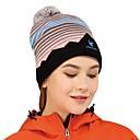 ieftine Clothing Accessories-VEPEAL Καπέλο πεζοπορίας Pălării Rezistent la Vânt Keep Warm Elastic Iarnă Albastru Unisex Pescuit Drumeție Voiaj Dungi Modă Adulți / Strech