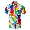 رخيصةأون بطاقات الذاكرة-للرجال قميص أساسي بلوك ألوان