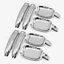 cheap Cookie Tools-8pcs Car Door Handles / Door Bowl Business Paste Type for Car Door For Audi A3 2018 / 2012 / 2013