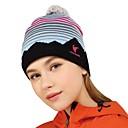 זול Clothing Accessories-VEPEAL כובע חורף שמור על חום הגוף / עמיד / מתיחה דיג / צעידה / לטייל יוניסקס אקריליק / סריגה פס / אופנתי