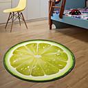 זול שטיחים-משטחים לאמבט מודרני polyster, עגולות איכות מעולה שָׁטִיחַ / החלקה ללא
