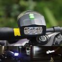 olcso Kerékpár világítás-Kerékpár első lámpa / Biciklis első lámpa LED Kerékpár világítás Kerékpározás Vízálló, Hordozható, Gyors kioldású Li-on 200 lm Fehér Kempingezés / Túrázás / Barlangászat / Kerékpározás