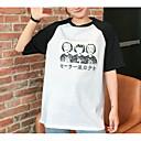 povoljno Anime perike-Majica s rukavima Žene Dnevno / Vikend Geometrijski oblici Print