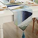 tanie Bieżniki stołowe-Nowoczesny Kwadrat Bieżniki Geometric Shape Dekoracje stołowe 1 pcs