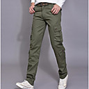 cheap High Quality Duvet Covers-Men's Simple Loose Chinos Pants - Solid Colored Basic