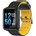 cheap Smartwatches-Smart Bracelet Smartwatch TF2 for Android / iOS 7 and above Heart Rate Monitor / Calories Burned / Touch Screen / Water Resistant / Water Proof / Distance Tracking Pedometer / Call Reminder