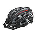 ieftine Cască-GUB® Adulți biciclete Casca 30 Găuri de Ventilaţie CE / CPSC Rezistent la Impact, Ajustabil, Vizor detașabil EPS, PC Sport Ciclism / Bicicletă - Negru / Rosu / Roz