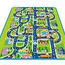 cheap Marble Track Sets-Reading Toy Maps Parent-Child Interaction Rubber 1pcs Lovely City / Flag Baby Gift