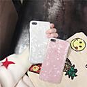 ieftine Cazuri telefon & Protectoare Ecran-Maska Pentru Apple iPhone X iPhone 6 Translucid Luciu Strălucire Capac Spate Luciu Strălucire Moale TPU pentru iPhone X iPhone 8 Plus