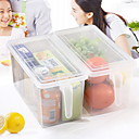 cheap Jars & Boxes-Kitchen Organization Food Storage / Storage Boxes PP (Polypropylene) Storage 1pc