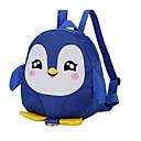 preiswerte Preschool Backpacks-Unisex Taschen Segeltuch Schultasche Reißverschluss Schwarz / Rote / Fuchsia