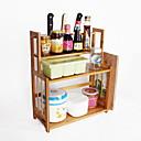 ieftine Portbagaje & suporturi-Organizarea bucătăriei Portbagaje & suporturi Lemn Uşor de Folosit 1 buc
