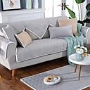 tanie Pokrowce na sofy i fotele-Pokrowiec na sofę Jendolity kolor / Współczesne Pikowana Poliester / Bawełna slipcovers
