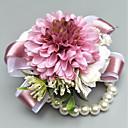 povoljno Okviri i albumi-Cvijeće za vjenčanje Boutonnieres / Wrist Corsage Vjenčanje / Party / večernja odjeća Poliester 3.94 inch