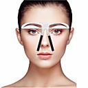 cheap Facial Care Devices-Eyebrow Stencil Professional Level Makeup 1 pcs Stainless Steel Eyebrow / Face Portable / Universal Cosmetic Grooming Supplies